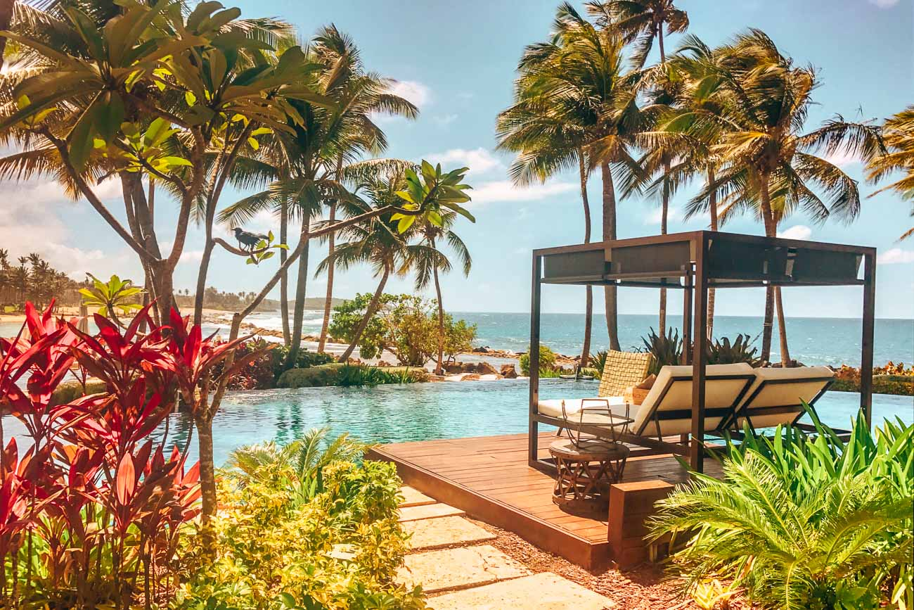 Ritz Carlton Reserve Dorado Beach Pool View