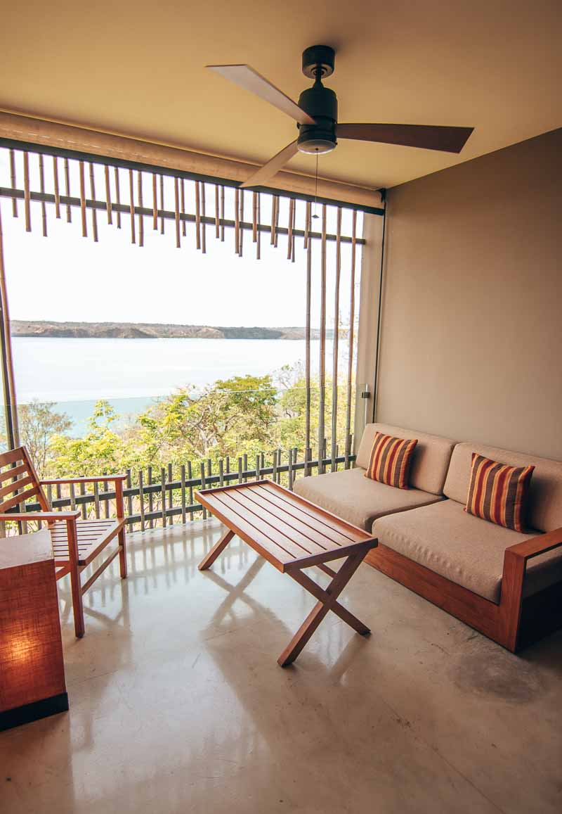Andaz Costa Rica bay front room
