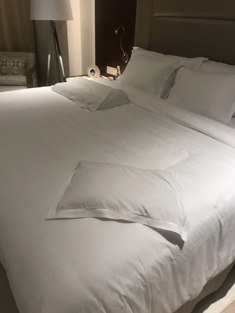 Le Blanc Spa Resort Cabo turndown