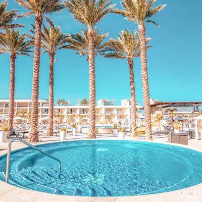 Le Blanc Spa Resort Cabo hot tub
