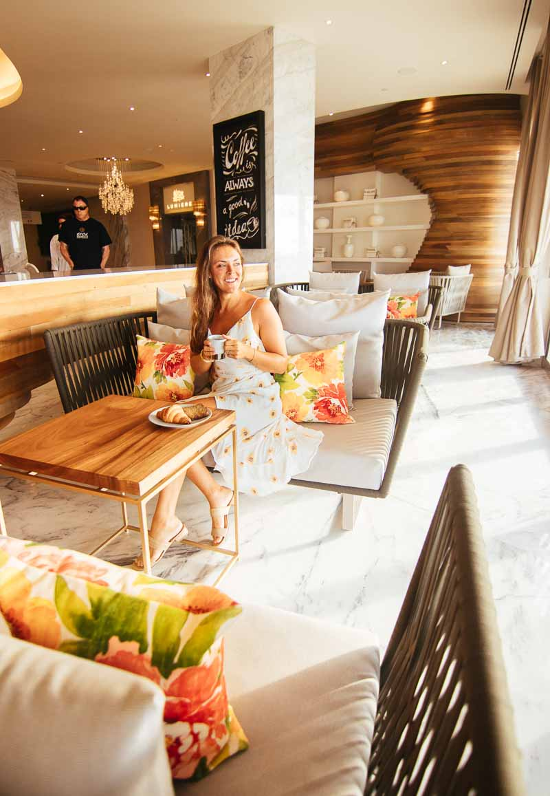 Le Blanc Spa Resort Cabo dining