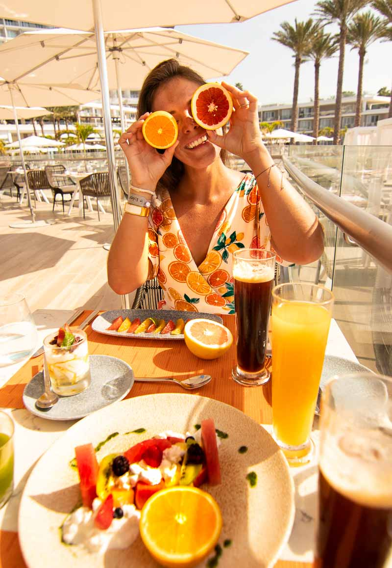 Le Blanc Spa Resort dining