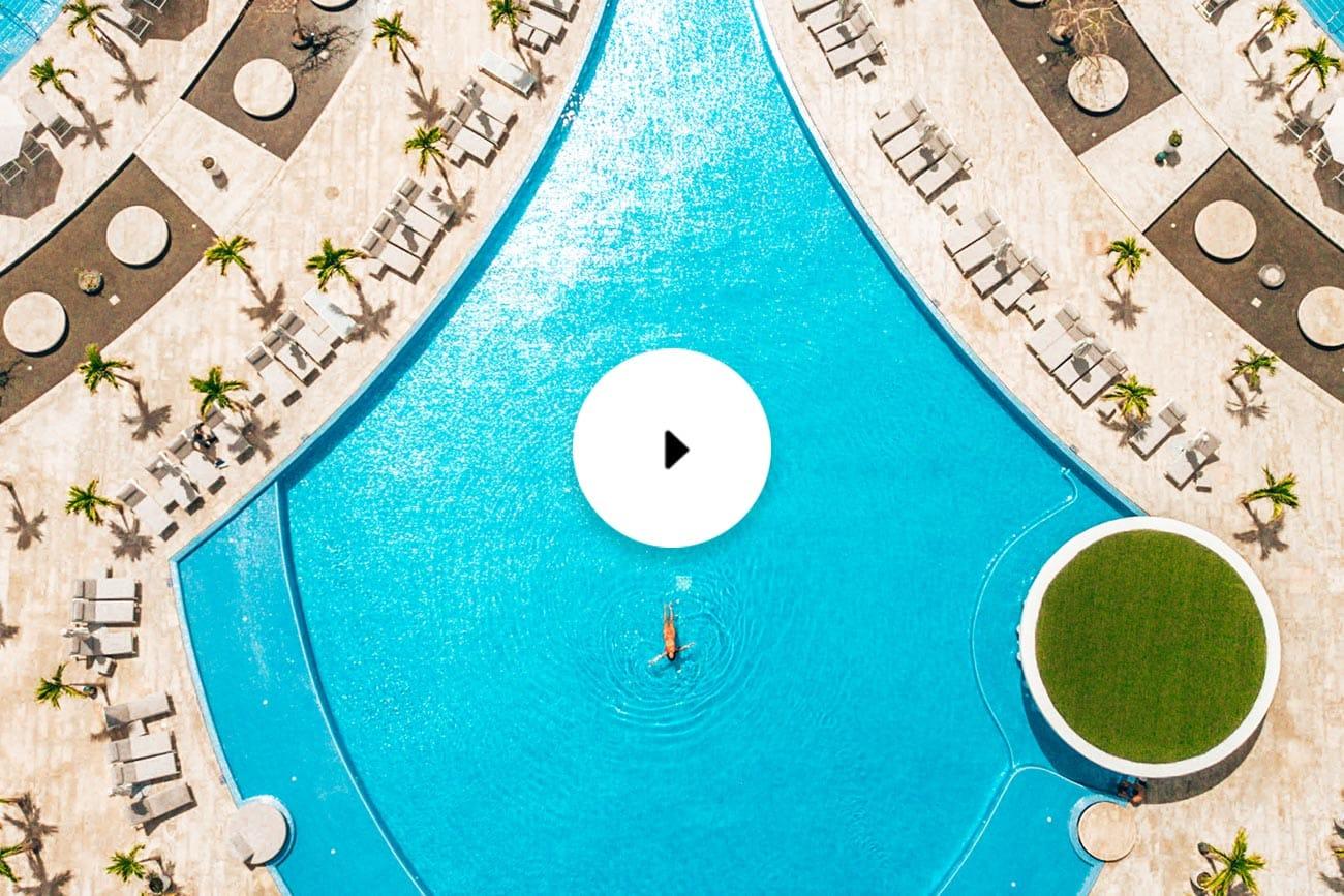 le blanc pool cabo