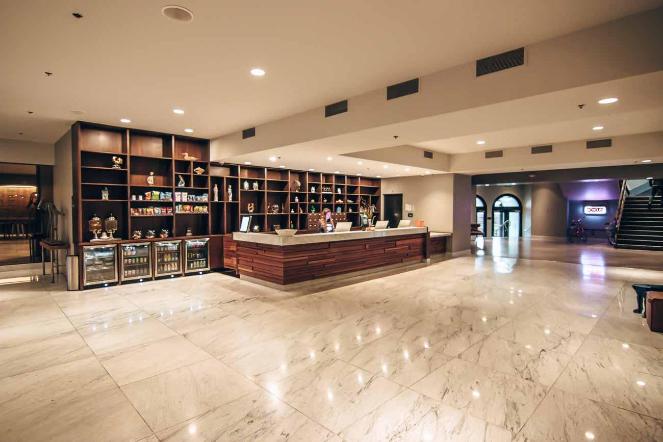 lobby renaissance reno