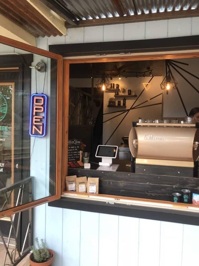 Zion Coffee Shop