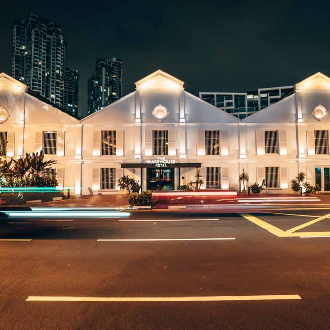 Warehouse Hotel Singapore