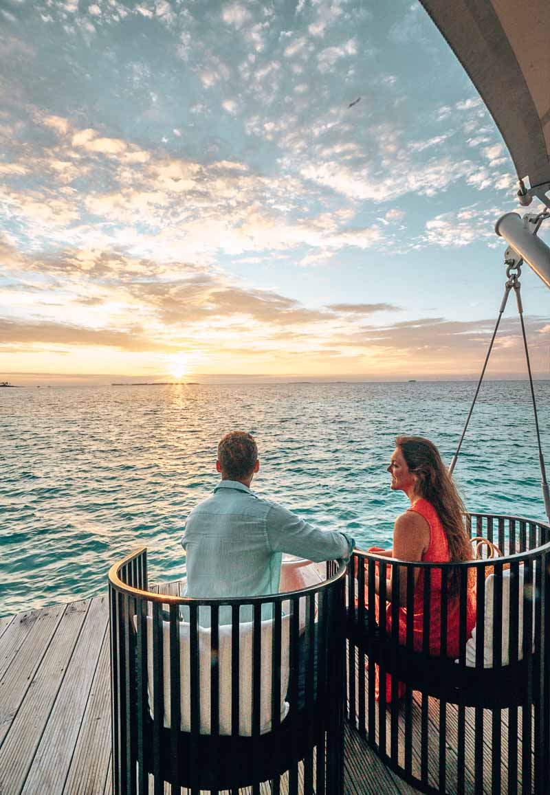 sundowners niyama Maldives