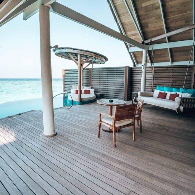 Milaidhoo Maldives Overwater Villa