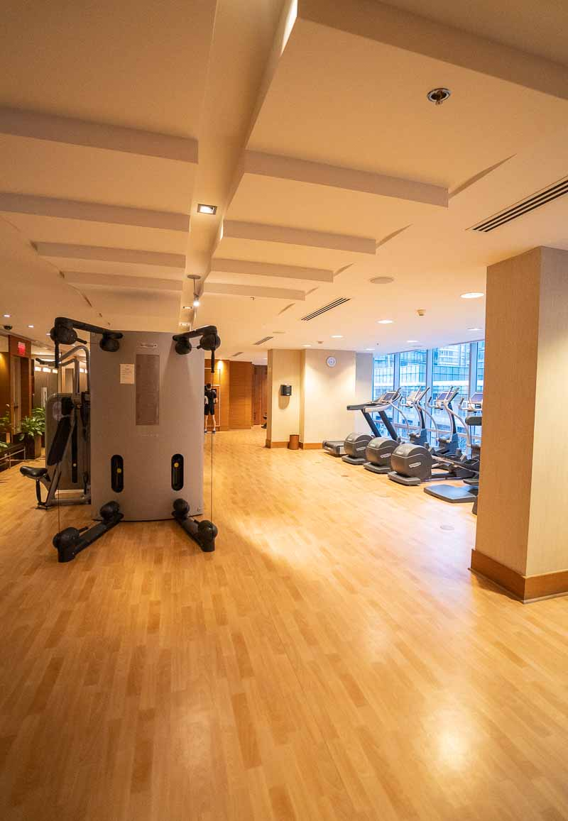 fitness center shangri-la vancouver
