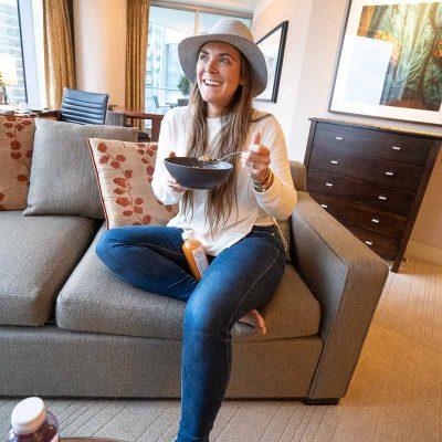 room service shangri-la vancouver