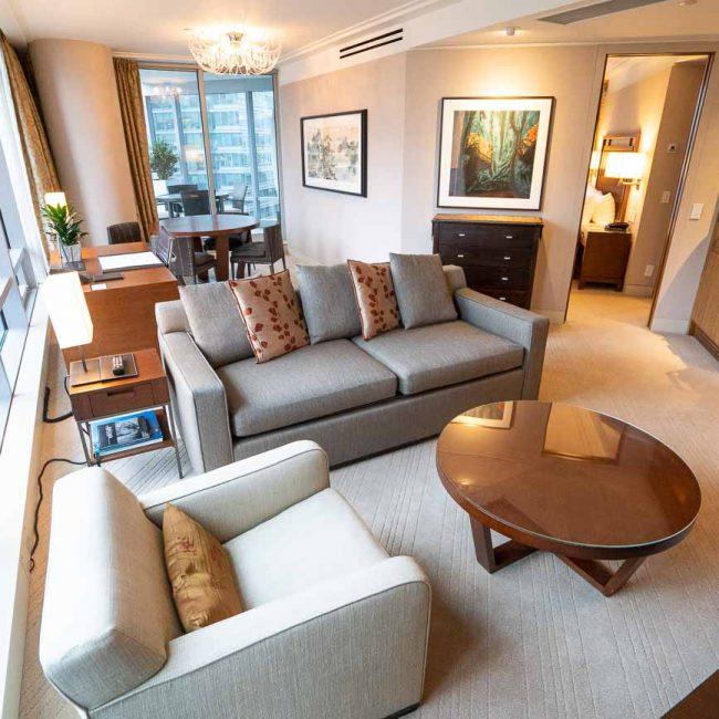 Shangri-La Vancouver One Bedroom Suite