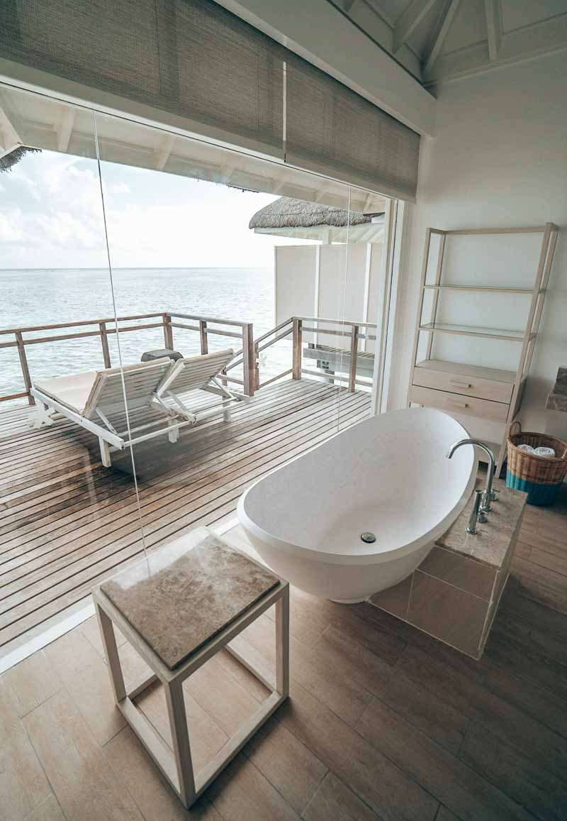Water Villa Lux South Ari Maldives