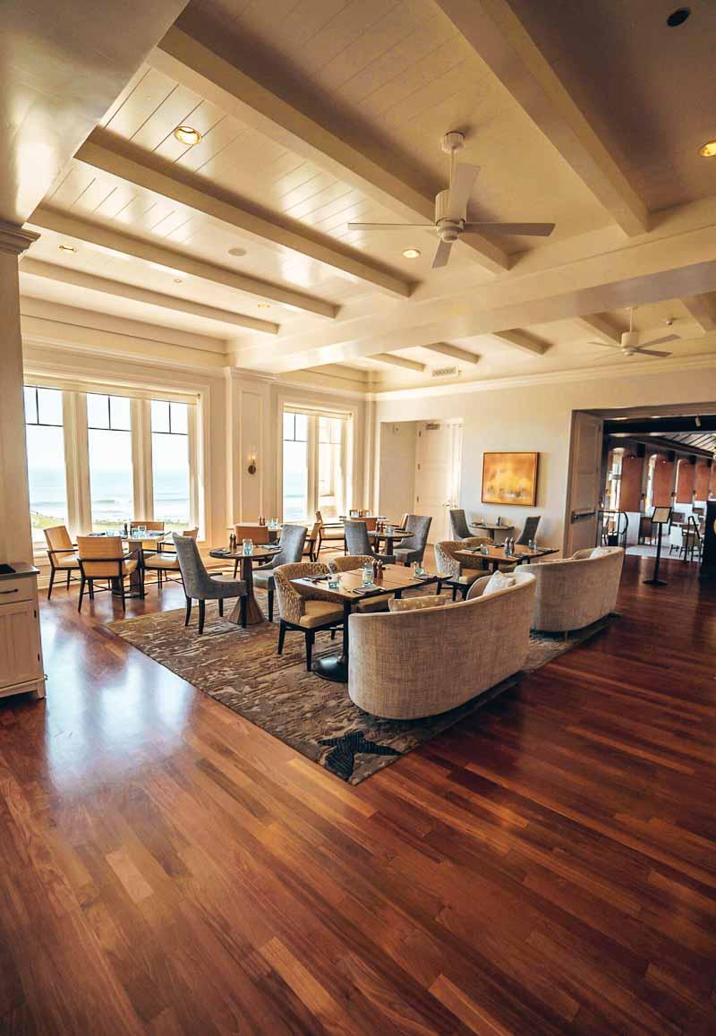 Ritz Carlton Half Moon Bay Navio