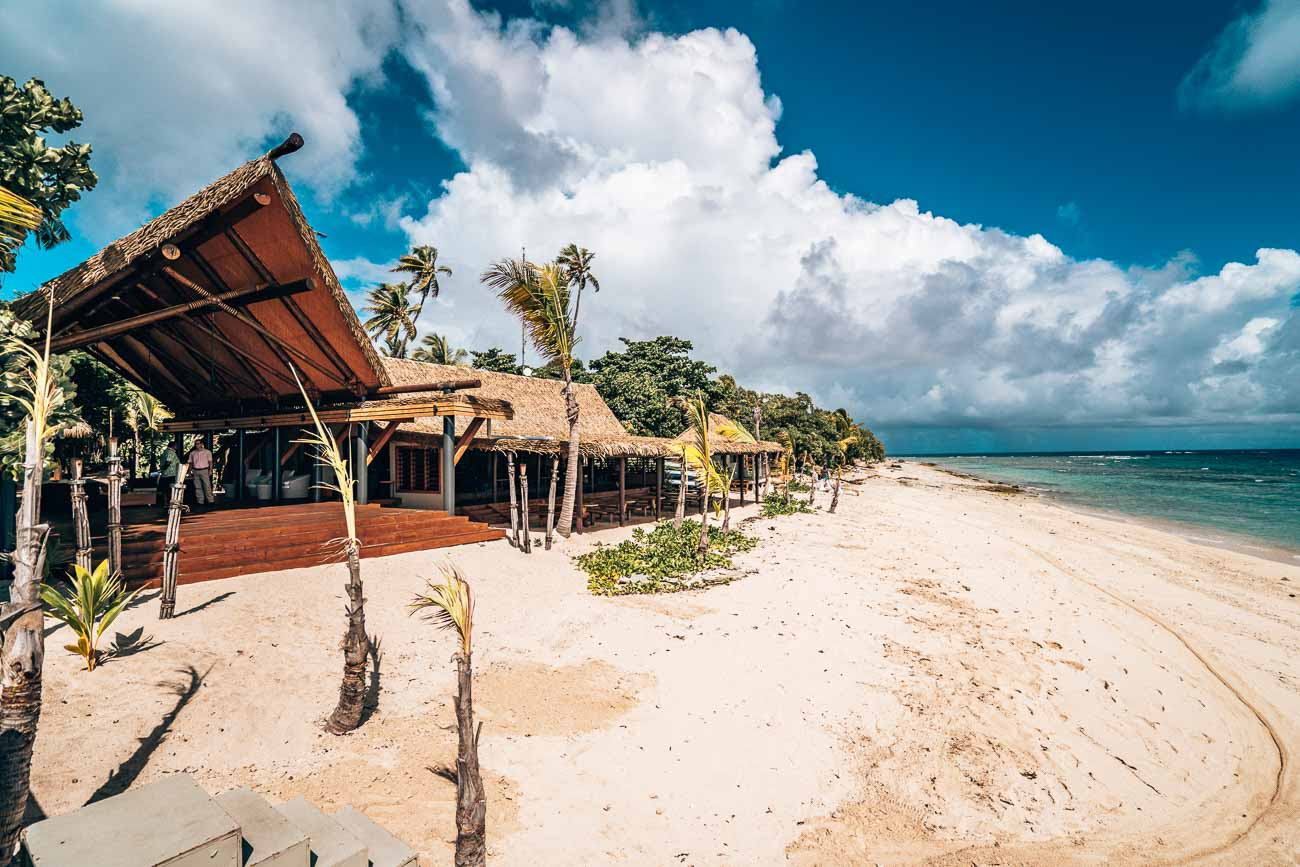 Serenity Island Lobby