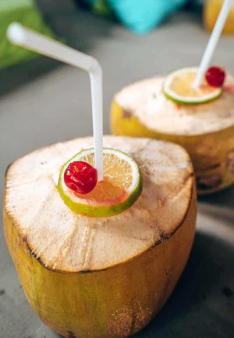 cocktail Yasawa Island Resort