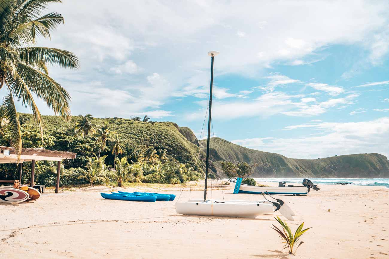 beach Yasawa Island Resort