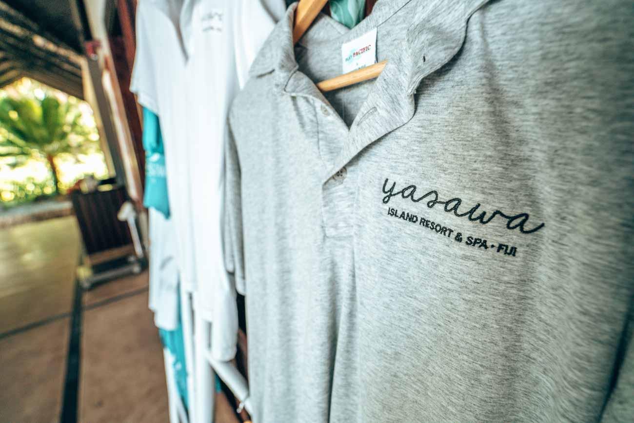 gift shop Yasawa Island Resort