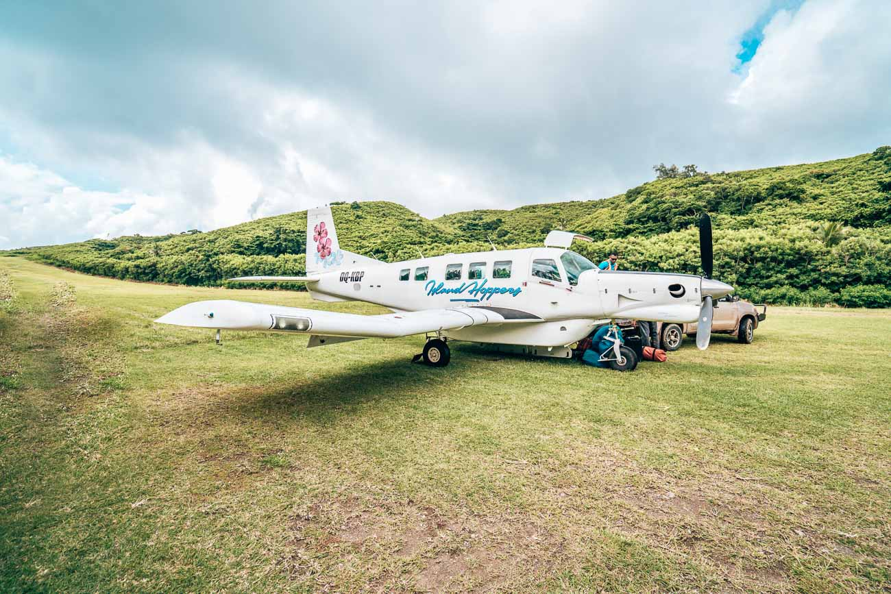 Fiji Island Hopper