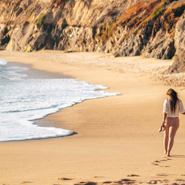 Ritz Carlton Half Moon Bay Beach