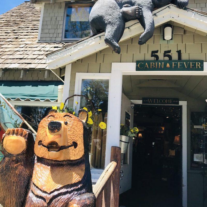 Tahoe City Shops