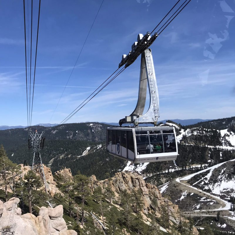 tram at squaw