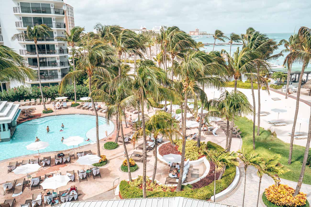 Marriott Stellaris Aruba View