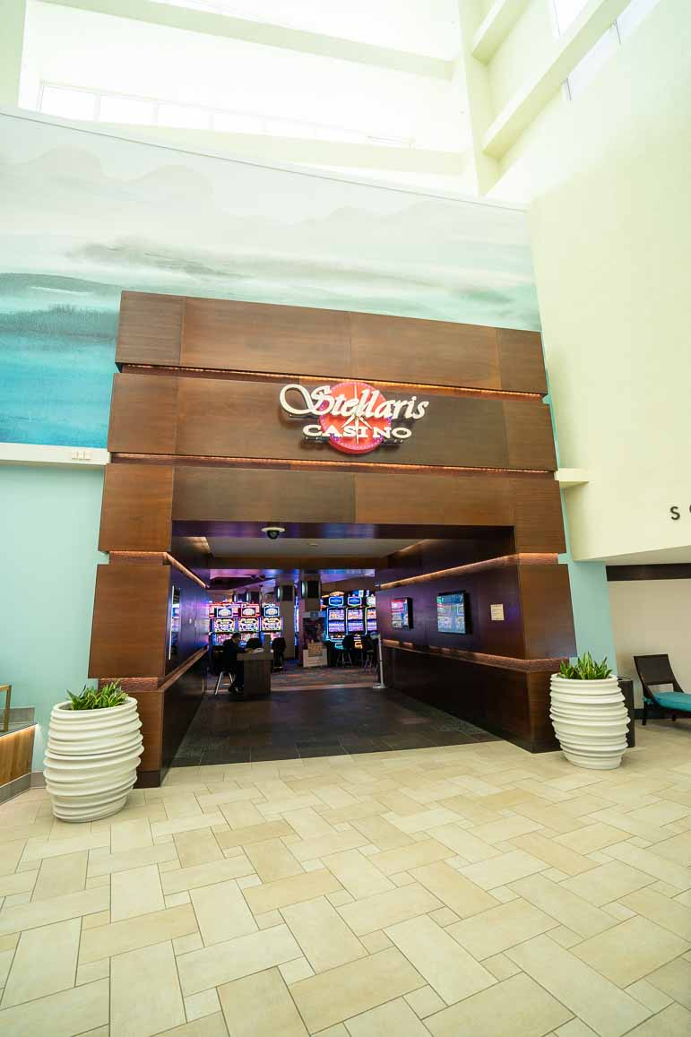 Casino at Marriott Stellaris