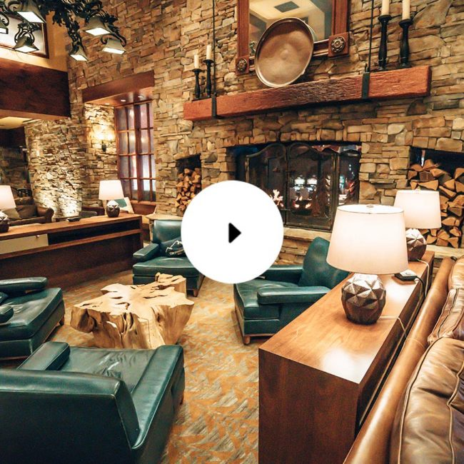 hyatt regency lake tahoe lobby