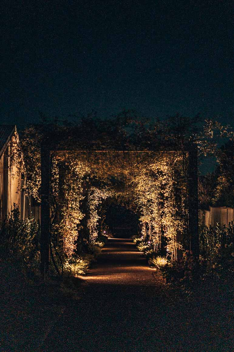 walkway at carneros resort