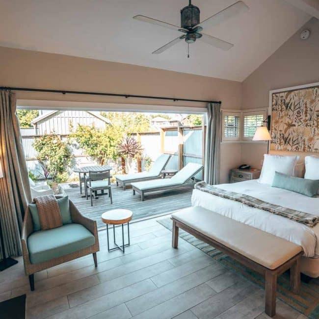 Carneros Resort Napa Room