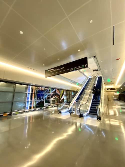 grand hyatt sfo airport access
