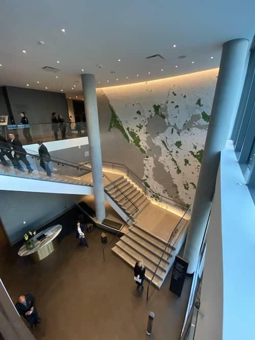 grand hyatt sfo lobby