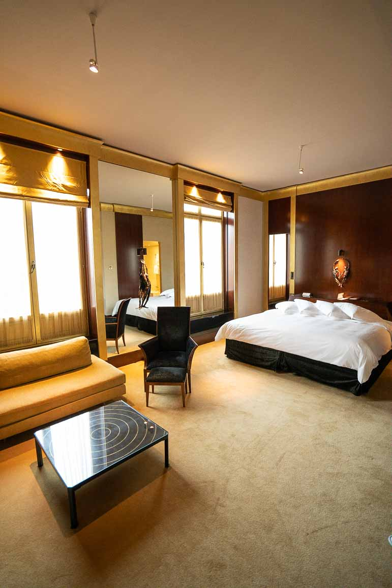 Park Hyatt Paris Deluxe Suite