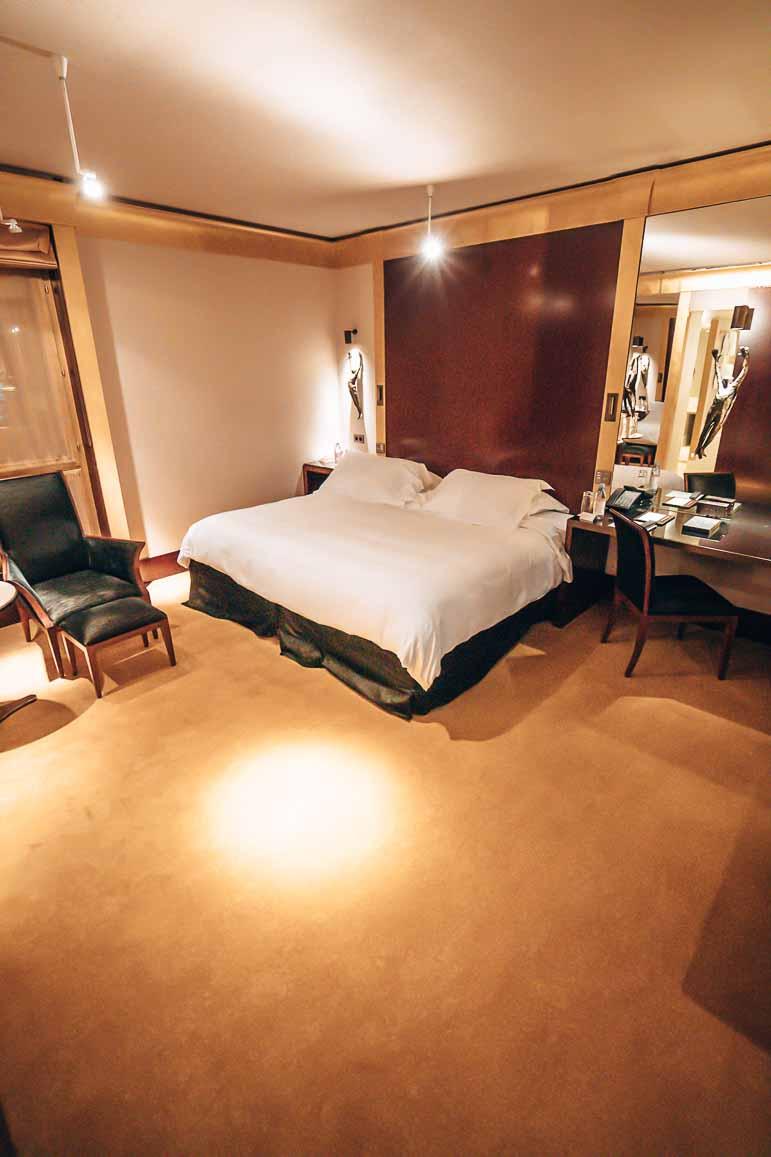 Park Hyatt Paris King Room