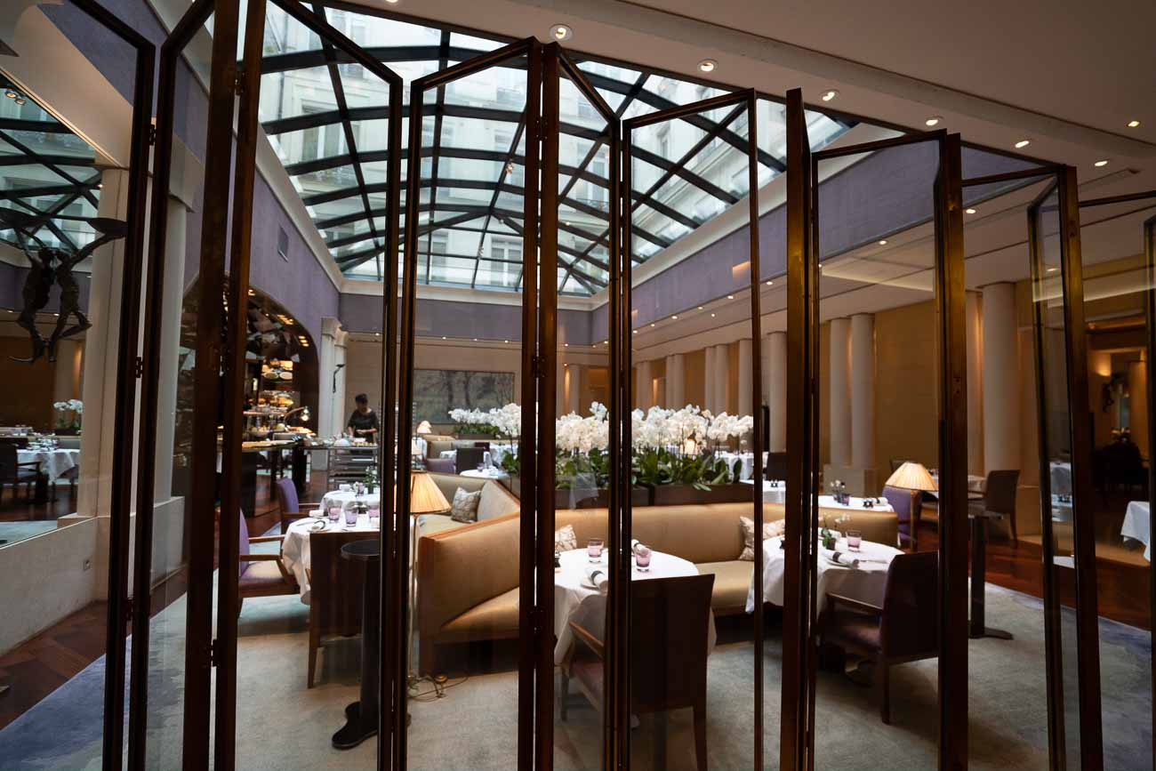 Park Hyatt Paris Lobby Bar
