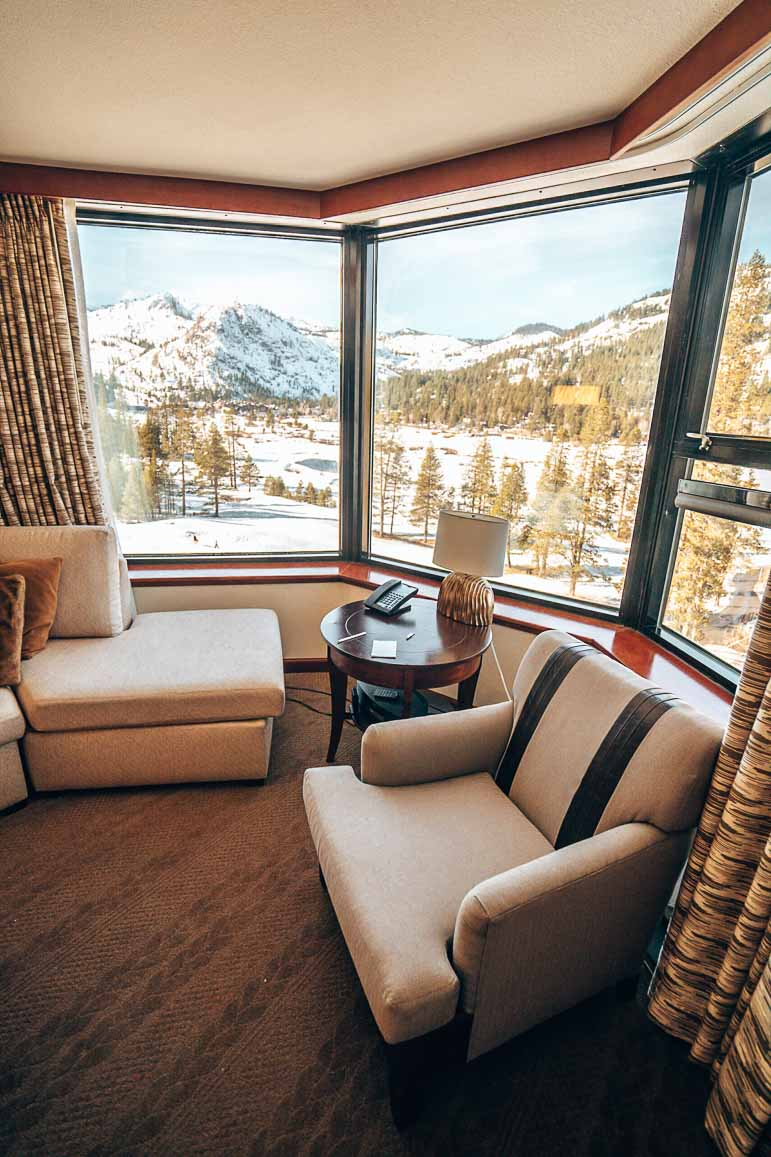 One bedroom suite at resort at squaw creek