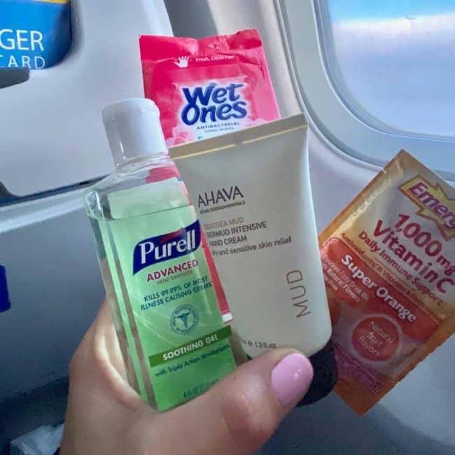 travel essentials during covid-19