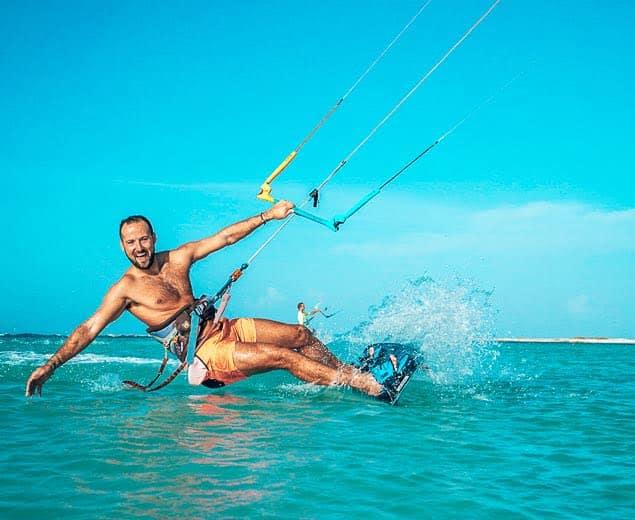 kiteboard aruba