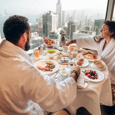 hong kong shangri la room service