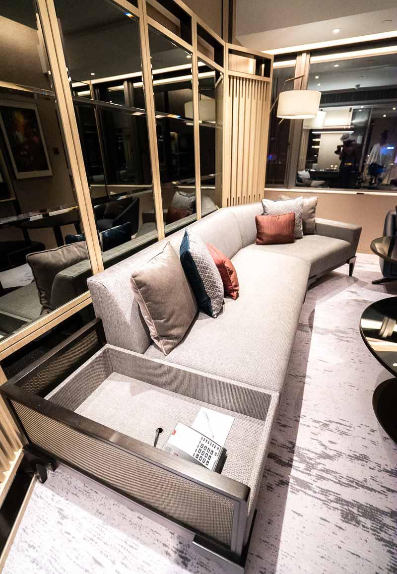 Hyatt Centric Hong Kong King Suite