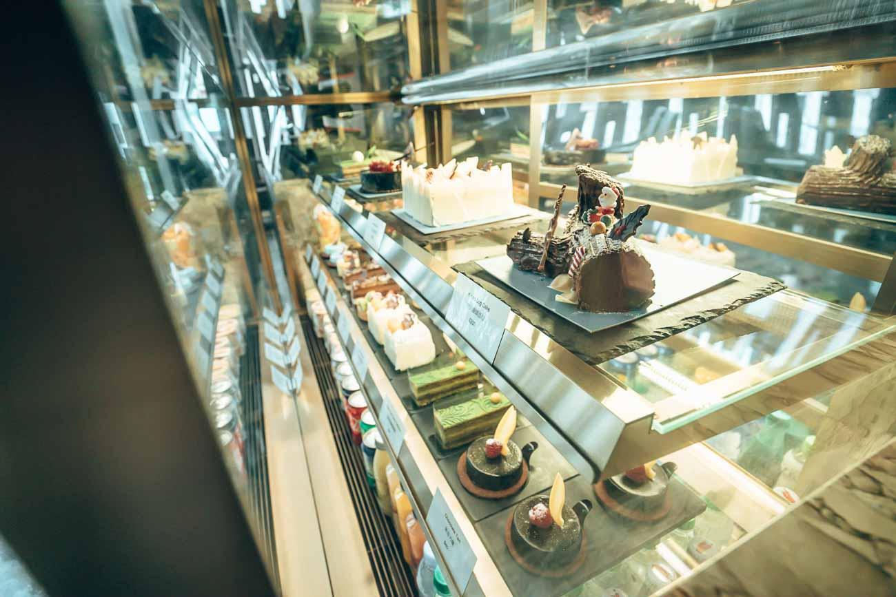 Hyatt Centric Hong Kong bakery