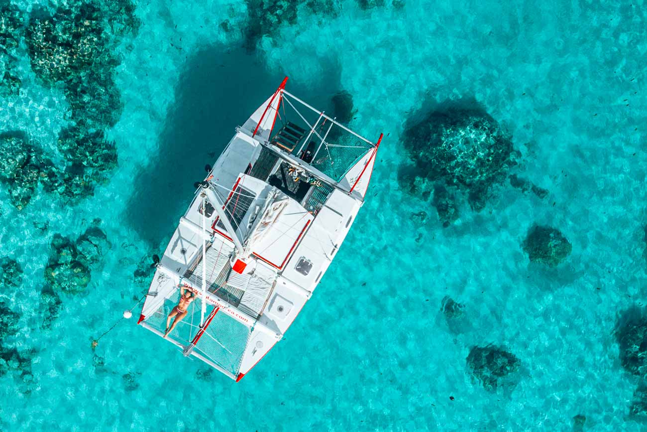 Moorea Boating