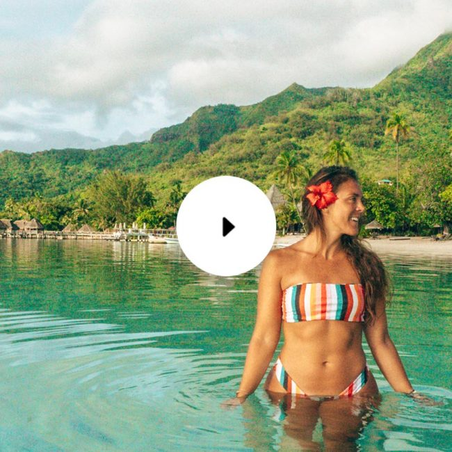 Moorea Top Video