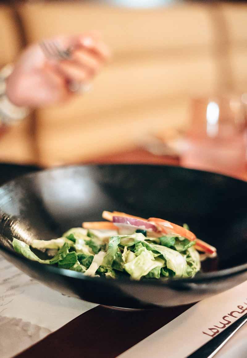 salad dish appetizer