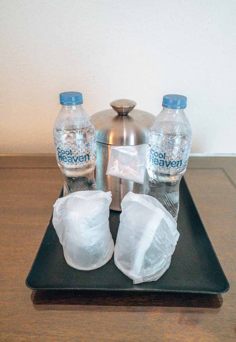Westin Punta Cana premium king room water