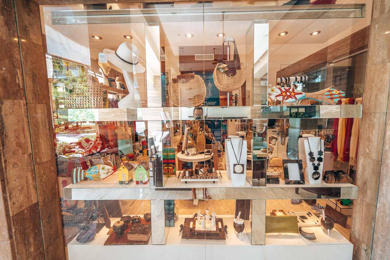 Westin Punta Cana gift shop