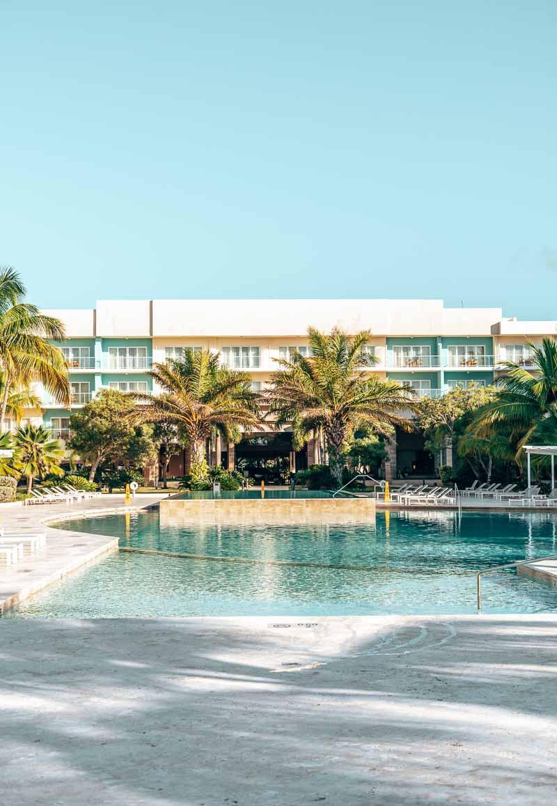 Westin Punta Cana pool