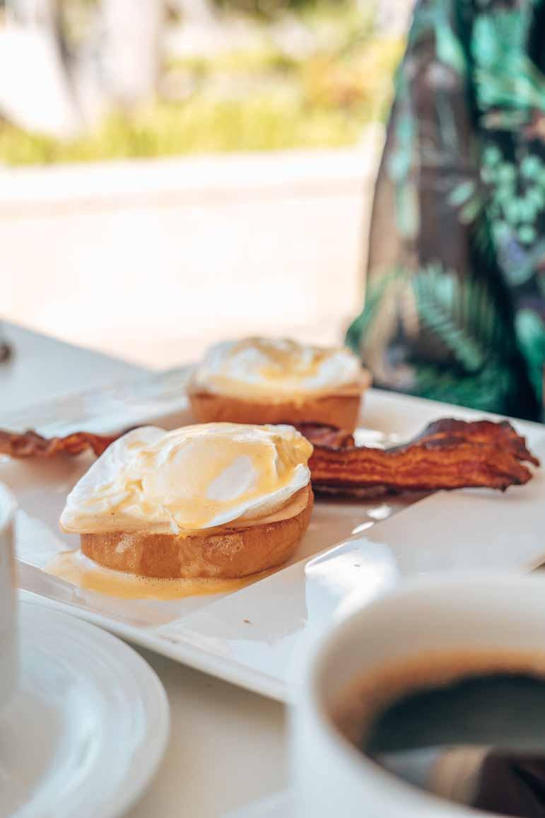 Westin Punta Cana mediocre breakfast