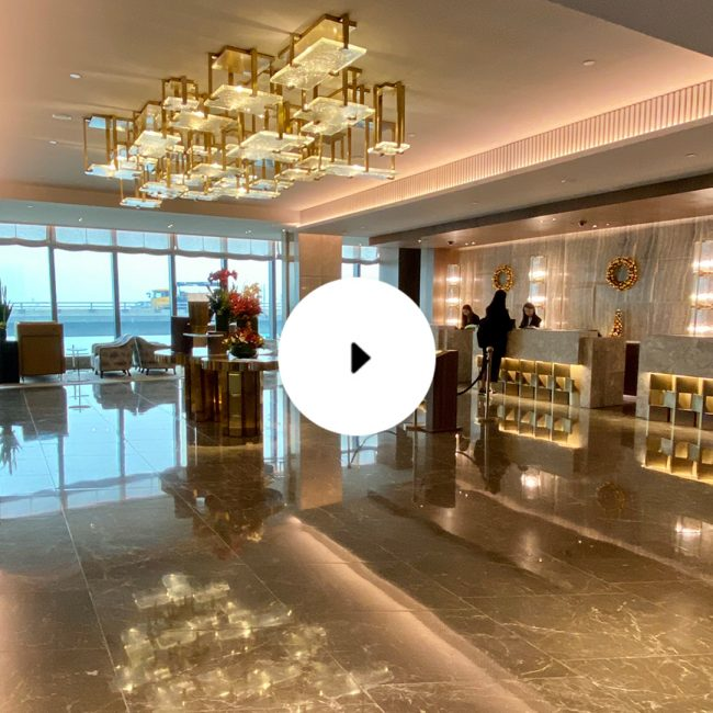 hyatt centric hong kong hotel lobby