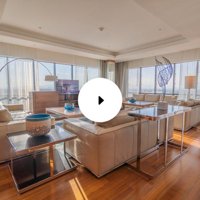 jw marriott presidential suite